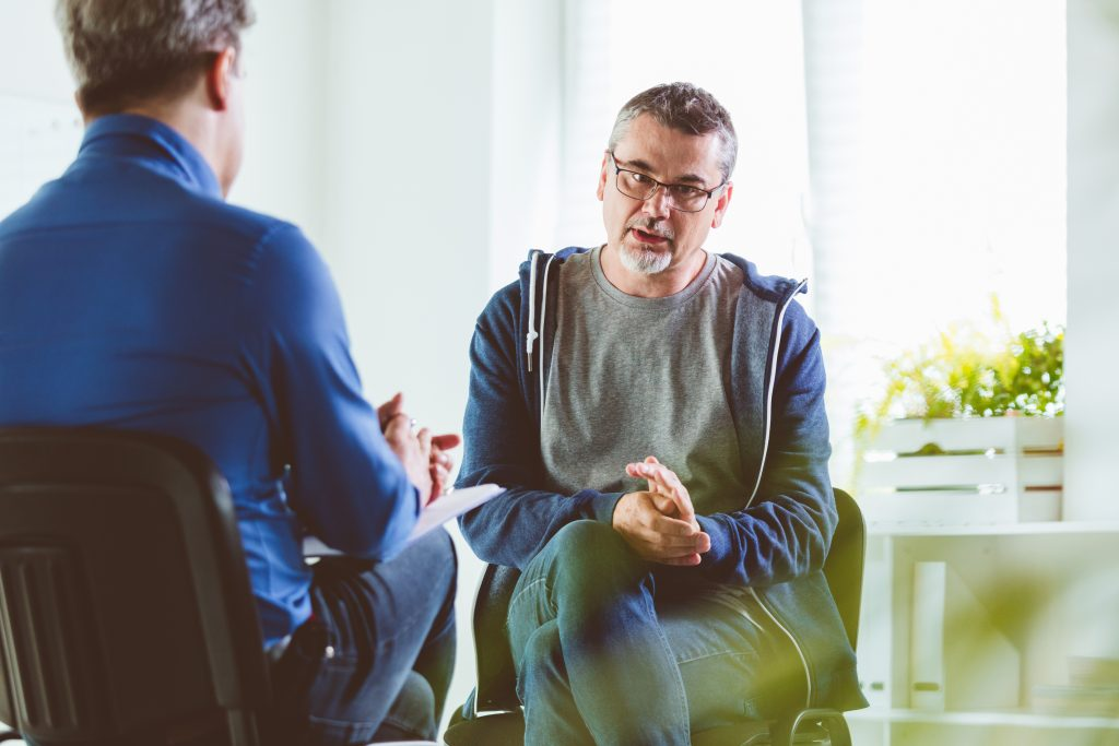 Men Counselling